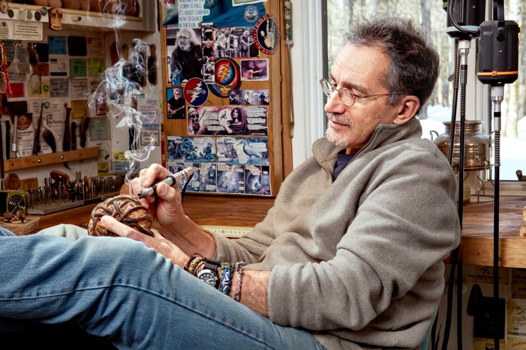 Maine Crafts Association: Jaques Vesery