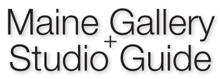 Maine Gallery + Studio Guide