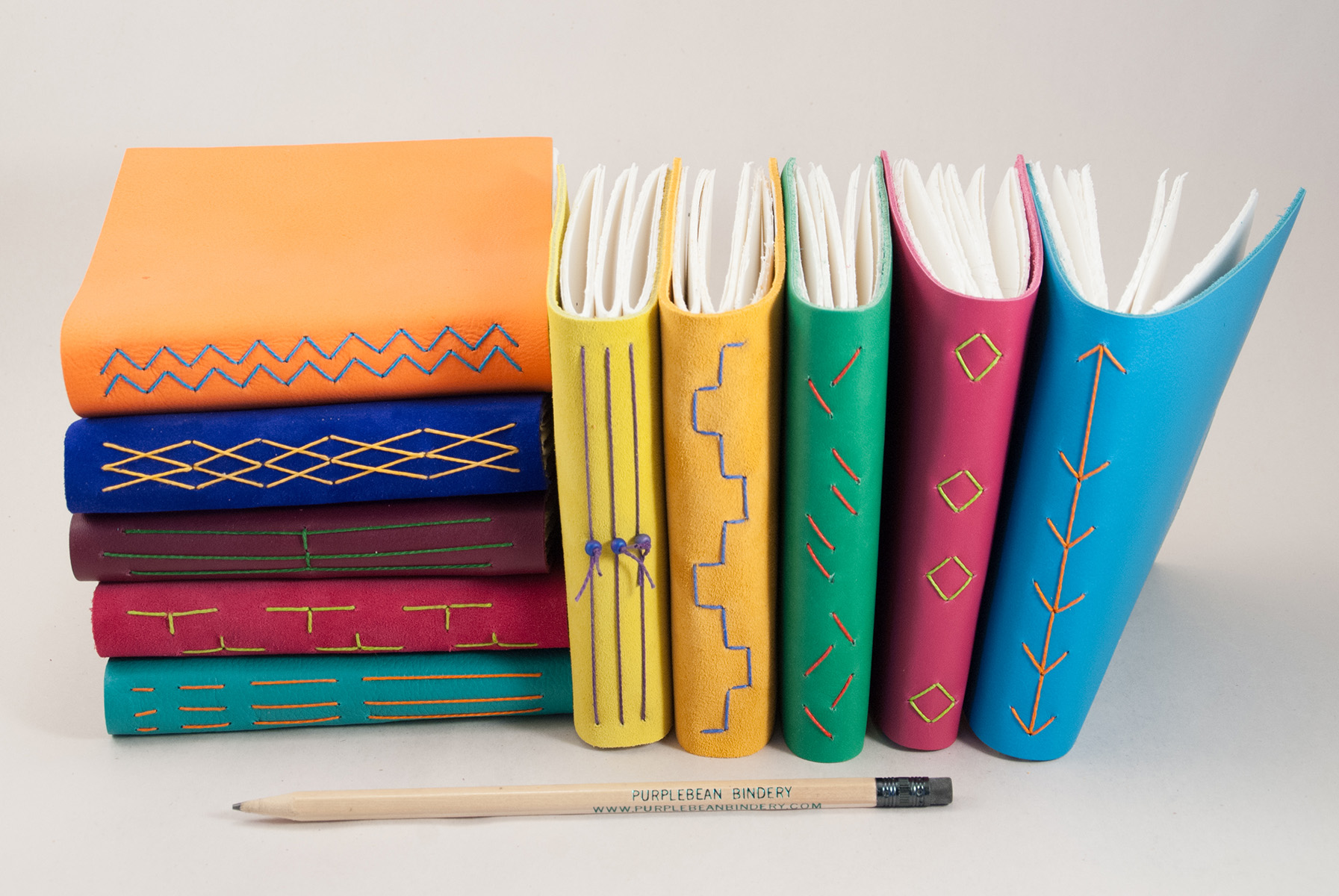 FEATURED MEMBER ARTIST – OCTOBER: PURPLEBEAN BINDERY
