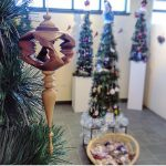 ANNUAL ORNAMENT SHOW IN THE CMC GALLERY DECEMBER 2016