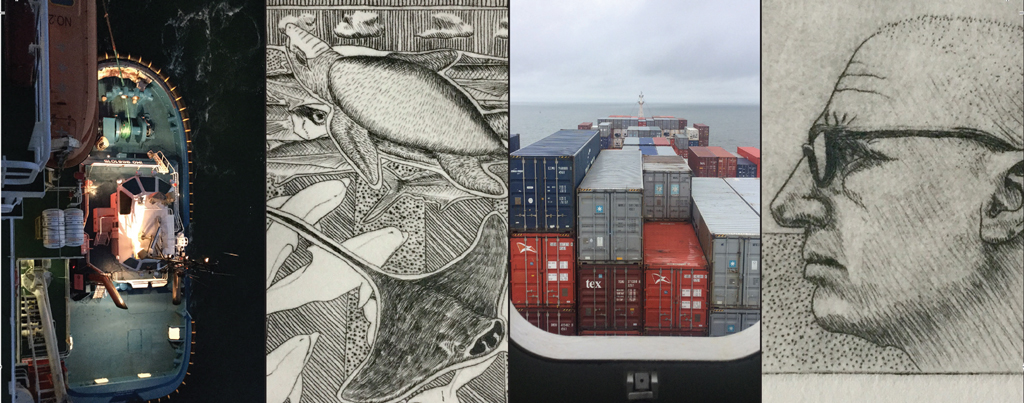 October 5-November 19: 30 Days at Sea – New Work by Tim Christensen