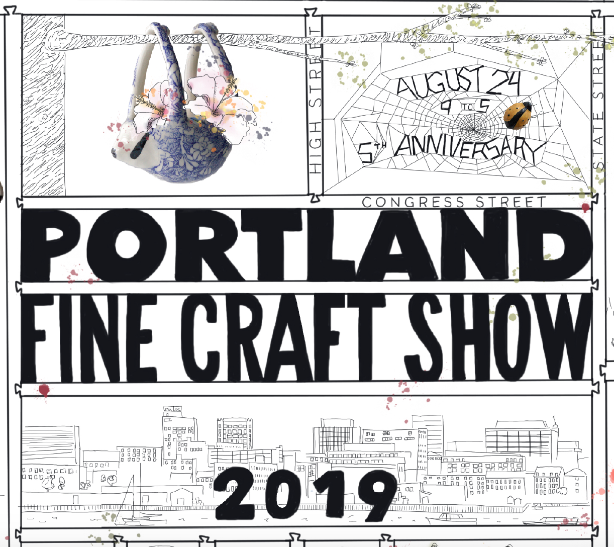Portland Fine Craft Show – Maine Crafts Association