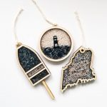Annual Holiday Ornament Showcase @ Center for Maine Craft Nov 21-Dec 31