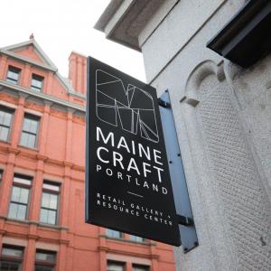 Maine Craft Portland