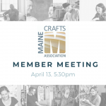 April 13: MCA Member Meeting