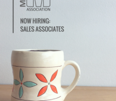 Employment Opportunities: Part-Time Sales Associates @ Center for Maine Craft & Maine Craft Portland!