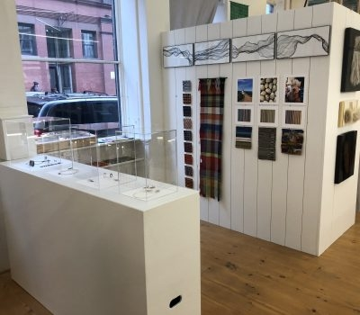 New Exhibition & Educational Flex Space @ Maine Craft Portland