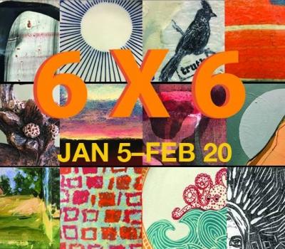 JANUARY 5-FEBRUARY 26, 2018: 6×6