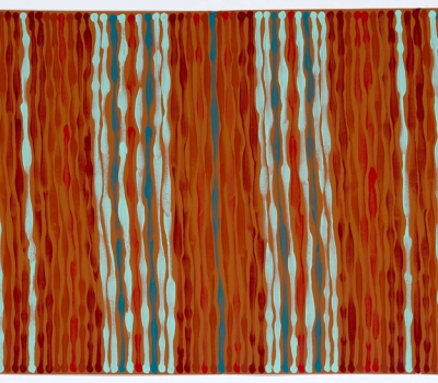 June 2-July 31, 2017: Floorcloths by Addie Peet