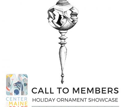November 19 – December 31: Annual Holiday Ornament Showcase