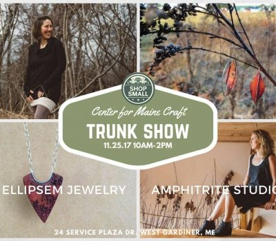 Trunk Show for Small Business Saturday