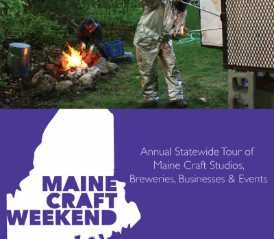 Maine Craft Weekend: Call for Studios, Businesses & Events!