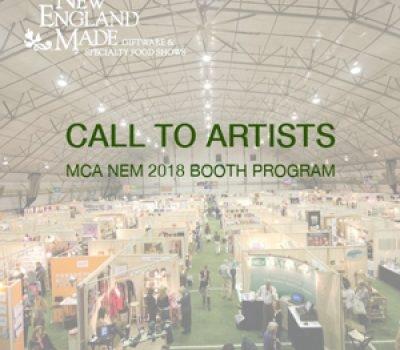 Call to Artists: MCA NEM Booth Program