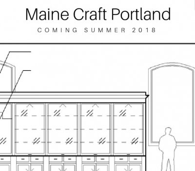 THE MAINE CRAFTS ASSOCIATION TO OPEN  MAINE CRAFT PORTLAND