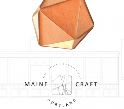 Public Opening Celebration for Maine Craft Portland: First Friday Art Walk, July 6th