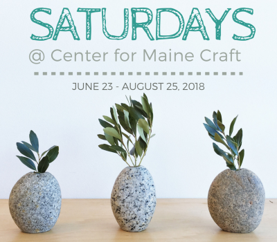 REGISTRATION OPEN FOR SATURDAYS AT THE CENTER
