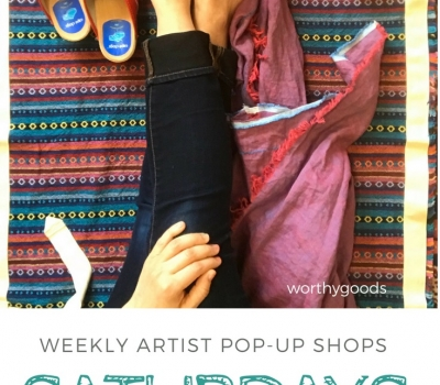 Weekly Pop-Up Schedule at The Center for Maine Craft