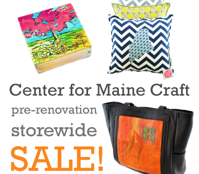 Center for Maine Craft SALE Jan 28 – Feb 3