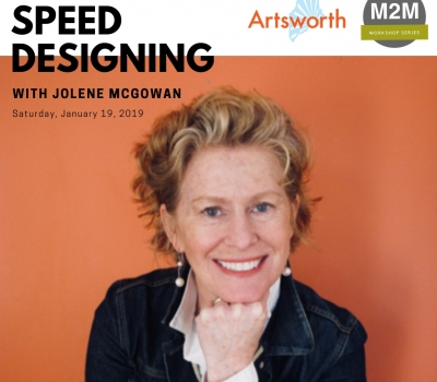 January 19, 2019 | Speed Designing with Jolene McGowan