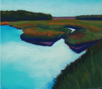 Featured Member Artist – October: Kathleen Perelka