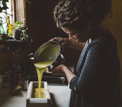 January Featured MCA Member: Michelle Byram, Soulshine Soap Company